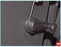 Снятие обшивки двери Лада Гранта