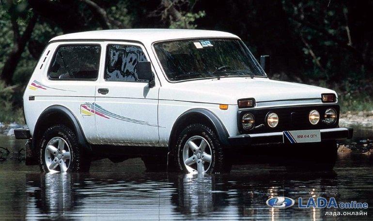 Lada 4x4 Тайга (фото и отличия) » Лада.Онлайн