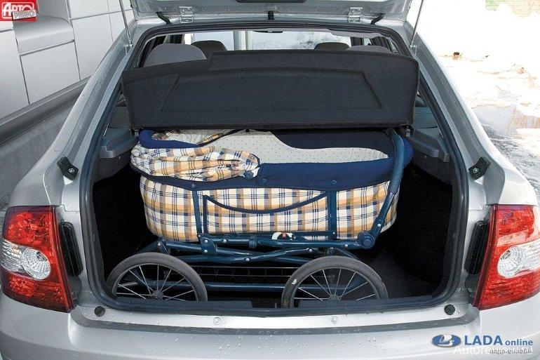 шевроле лачетти хэтчбек фото багажник