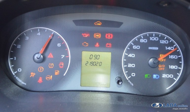 Про датчики автомобилей LADA и систему управления двигателем