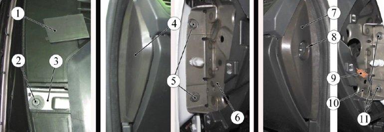 Как снять заглушку с антенного разветвителя