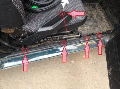 1454062905 upl2 - Уплотнительная резинка багажника нива