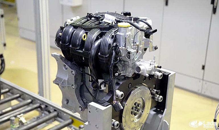 Лада Веста двигатель: характеристики моторов