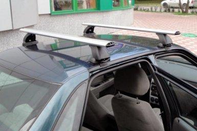 Багажник на приору хэтчбек на крышу