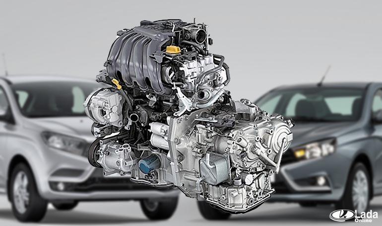 Двигатель hr16de h4m 113 л с