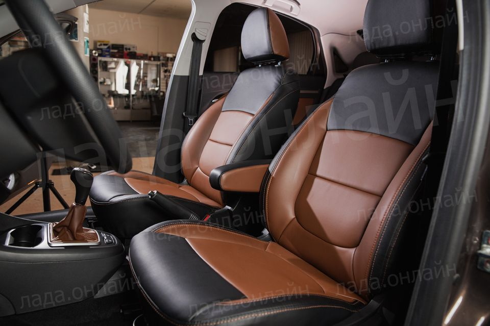 Авточехлы для Toyota RAV 4 чехлы на сиденья Тойота РАВ 4