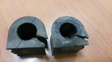 Втулки стабилизатора от Нивы Шевроле