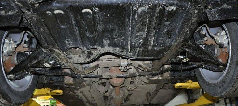 передняя подвеска Lada XRAY