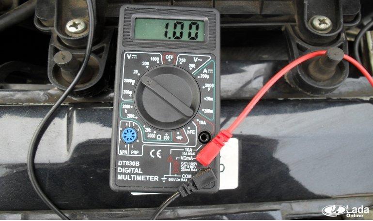Как определить короткое замыкание мультиметром