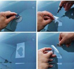 Ремонт стекла на автомобиле
