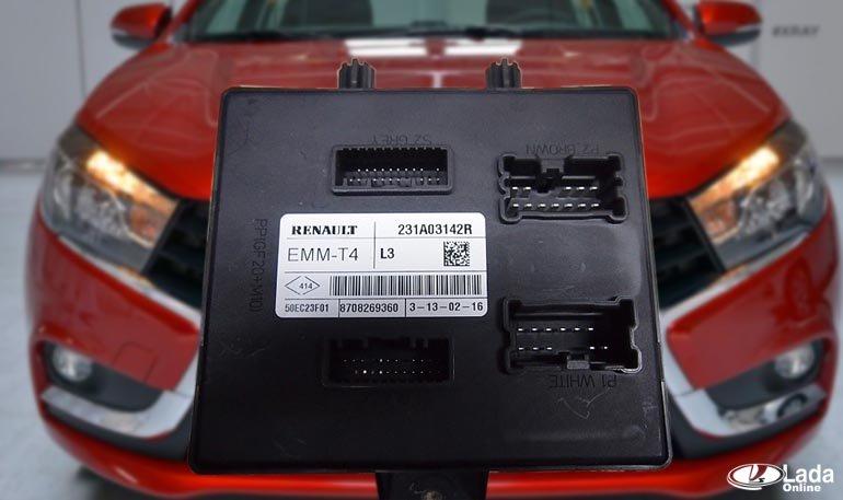 Центральный блок кузовной электроники Лада Веста и XRAY (описание, отзывы)