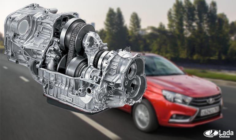 Когда Lada Vesta и XRAY получат вариатор, новые подробности