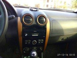 Дефлекторы от Renault Kaptur