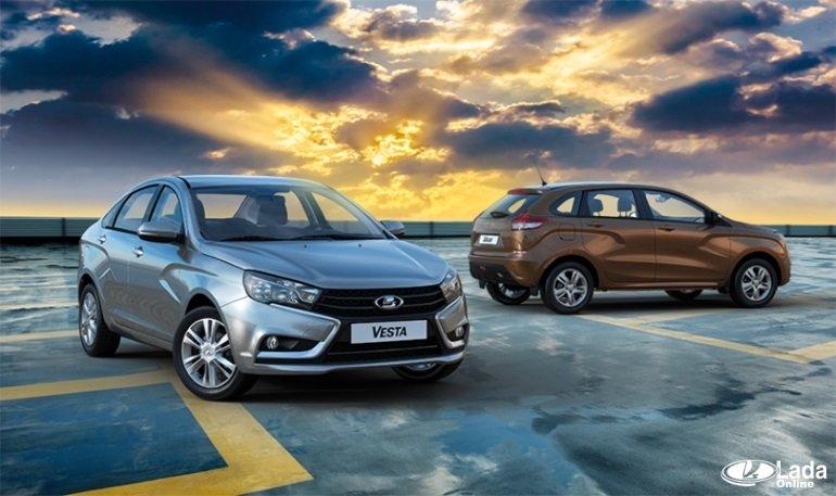 «Автоваз» увеличил продажи авто поитогам октября на22,9%