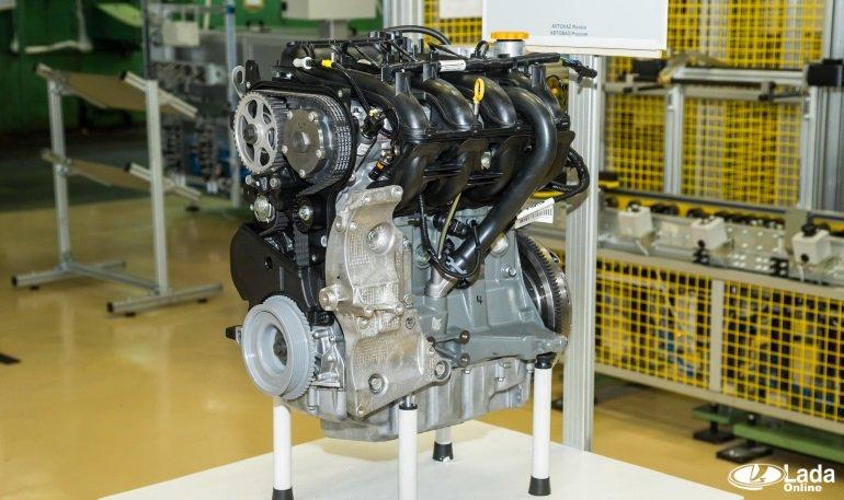 Волжский автомобильный завод  вылечил двигатели  1.8 от«масложора»