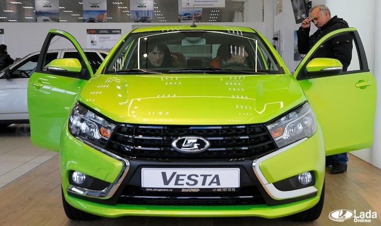 Волжский автомобильный завод на37% увеличил продажи на русском рынке