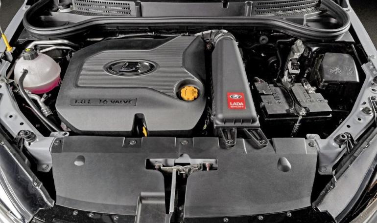 Недорогой тюнинг двигателя ВАЗ 21179, увеличение мощности на 13%