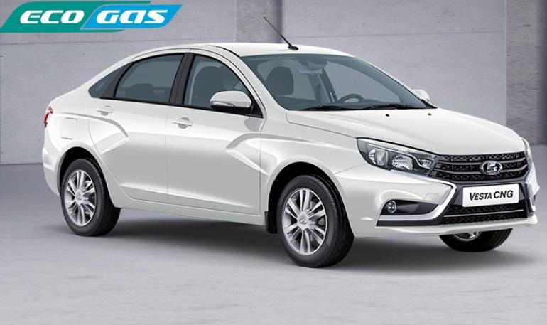 АвтоВАЗ готовит отзывную компанию по Lada Vesta CNG