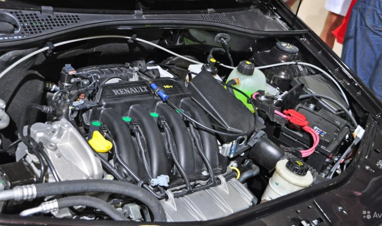 Двигатель Рено Логан - 1.4 или 1.6 и какой двигатель лучше 8 или 16 клапанный