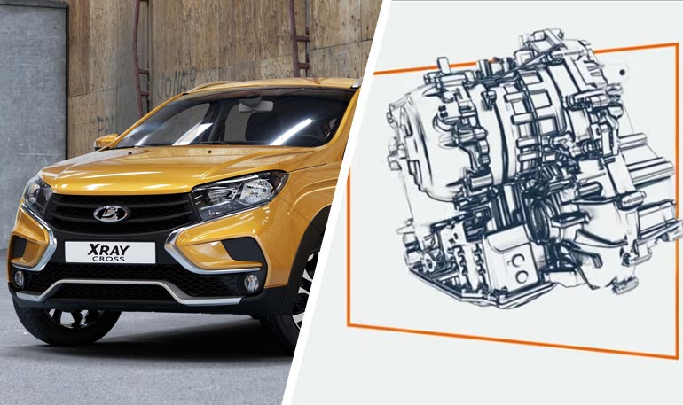 Тест-драйв Lada XRAY Cross с вариатором Jatco и двигателем Renault-Nissan