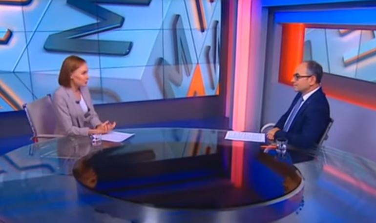 Президент АвтоВАЗа дал интервью телеканалу Россия-24