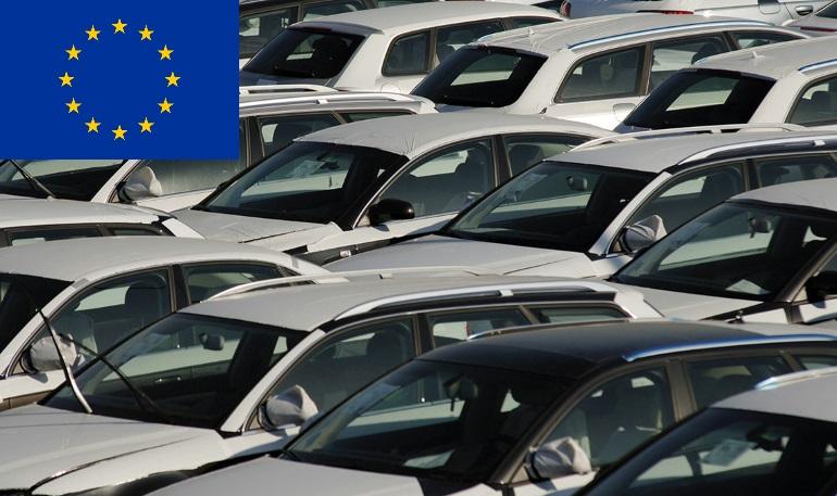 Статистика продаж автомобилей в Европе за III кв. 2019 года