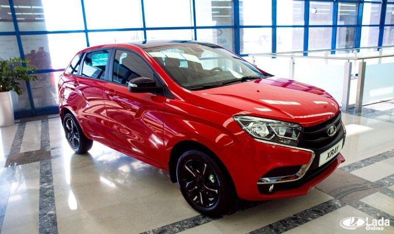 АвтоВАЗ готовит для Lada XRAY новую комплектацию «Instinct», новые подробности