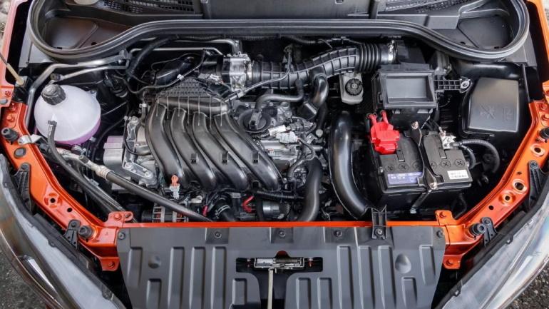 Renault-Nissan HR16DE