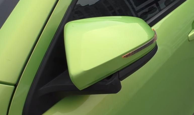 Как установить зеркала с электроскладыванием на Lada Vesta