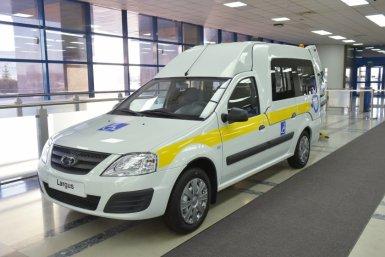 АвтоВАЗ представил линейку специальных автомобилей LADA
