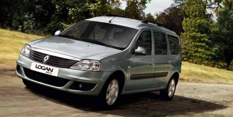 Renault Logan MCV