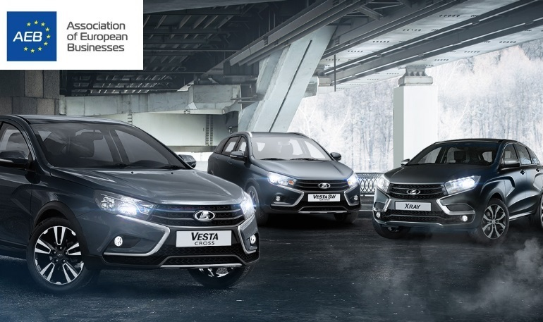(AEB) Статистика продаж автомобилей в РФ за июль 2020 года (+6,8%)