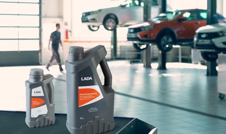 Какое масло заливать в двигатель ВАЗ автомобилей LADA