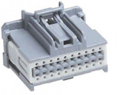 Разъём X3 - Molex 34729-0200