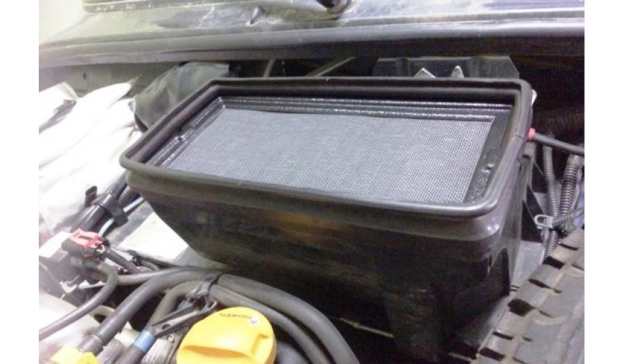 Купить сетку воздухозаборника салона Lada 4x4