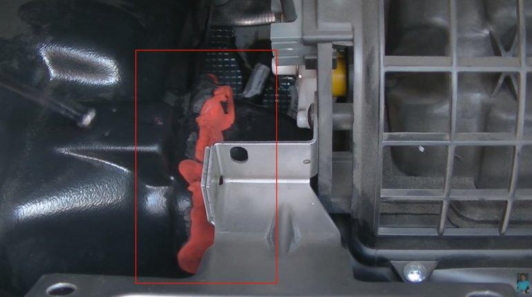Плохая герметичность воздуховодов отопителя Гранты и Калины 2