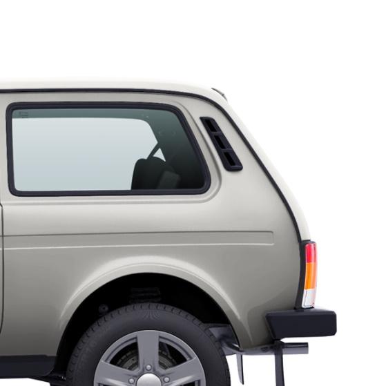 Купить накладки на боковины Lada Niva Legend